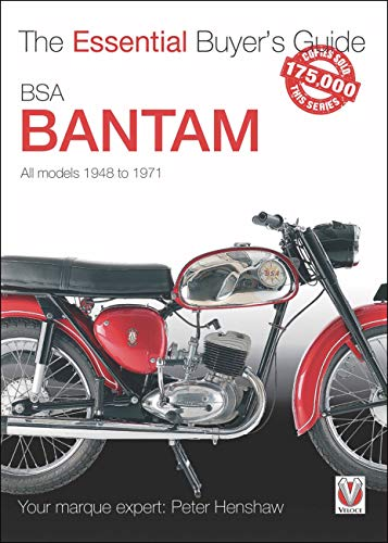 9781845841652: BSA Bantam (Essential Buyer's Guide)