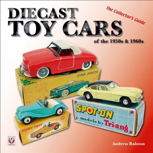 DIECAST TOY CARS 1950/1960 (ANGLAIS): RALSTON ANDREW