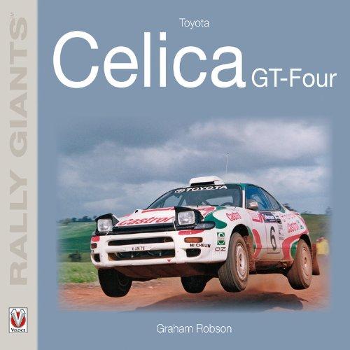 9781845841843: Toyota Celica GT-Four (Rally Giants)