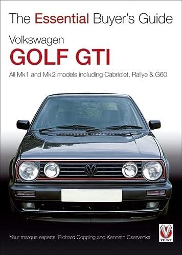 9781845841881: Volkswagen Golf GTI: The Essential Buyer's Guide