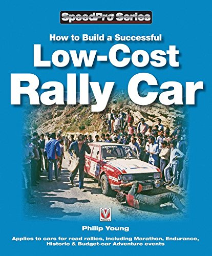 9781845842086: How to Build a Successful Low-Cost Rally Car (SpeedPro Series)