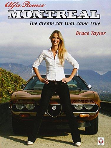 9781845842185: Alfa Romeo Montreal: The dream car that came true