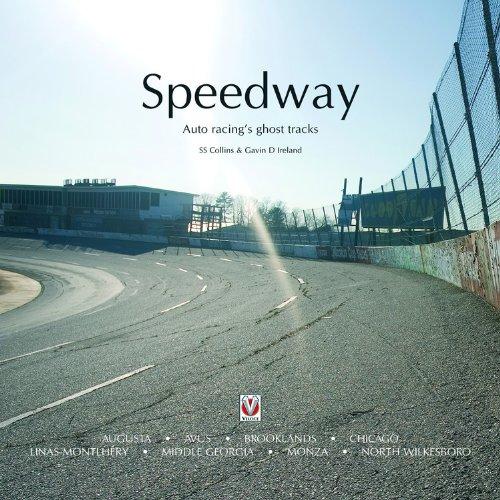 9781845842413: Speedway: Motor Racing's Ghost Tracks