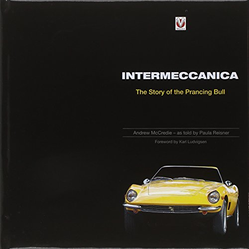 9781845842499: Intermeccanica: The Story of the Prancing Bull