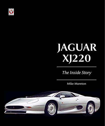 Jaguar XJ220. The Inside Story.