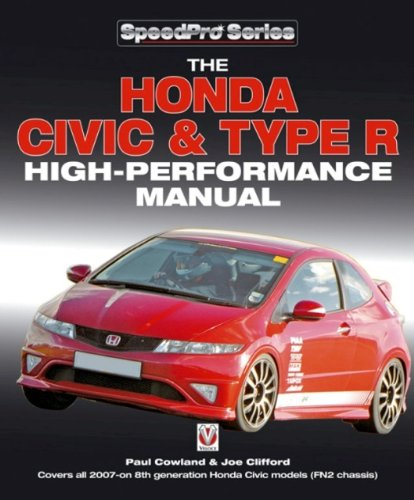 9781845842666: Honda Civic Type R (Speedpro Series)