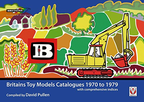 9781845842758: Britains Toy Model Catalogues 1970 to 1979
