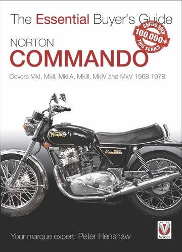 9781845842819: Norton Commando