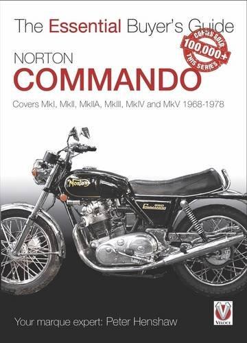 9781845842819: Norton Commando (The Essential Buyer's Guide)