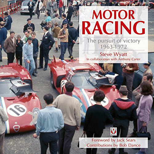 9781845842857: Motor Racing: The Pursuit of Victory 1963-1972
