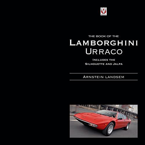 9781845842864: The Book of the Lamborghini Urraco