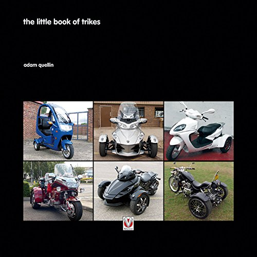 9781845842956: The Little Book of Trikes