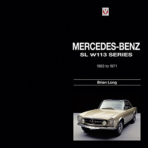 Mercedes-Benz SL: Long, Brian