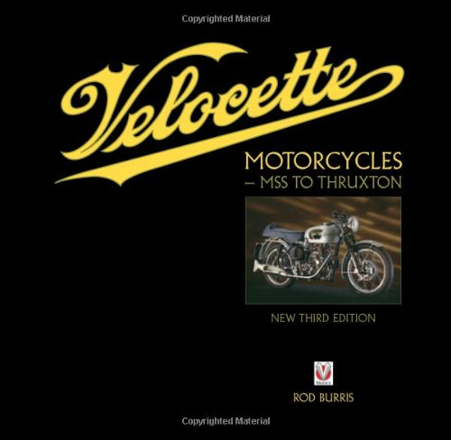 9781845843120: Velocette Motorcycles - MSS to Thruxton: New Third Edition