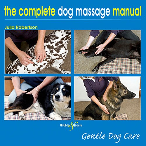 9781845843229: The Complete Massage Manual - Gentle Dog Care