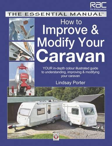 9781845843281: How to Improve & Modify Your Caravan (The Essential Manual)