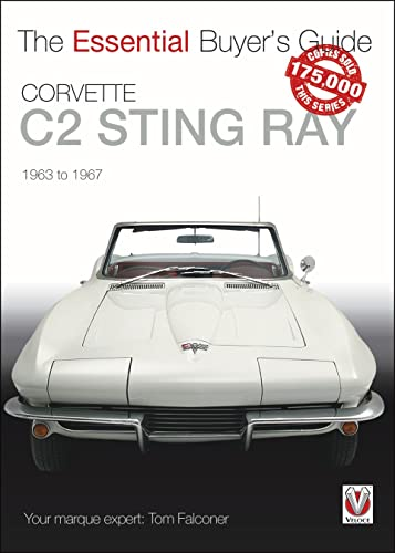 9781845843298: Corvette C2 Sting Ray: 1963-1967 (The Essential Buyer's Guide)