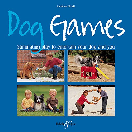 9781845843328: Dog Games: Stimulating Play to Entertain Your Dog and You
