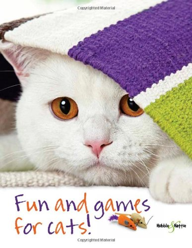 9781845843878: Fun and Games for Cats!