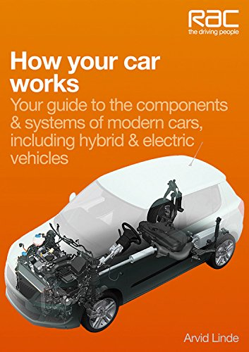 How Your Car Works: Your Guide to the Components & Systems of Modern Cars, Including Hybrid &...