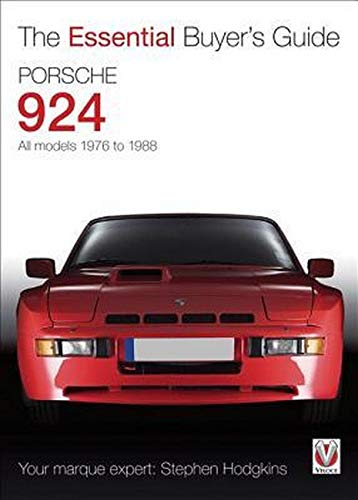 9781845844097: Porsche 924: All Models 1976 to 1988 (The Essential Buyer's Guide)