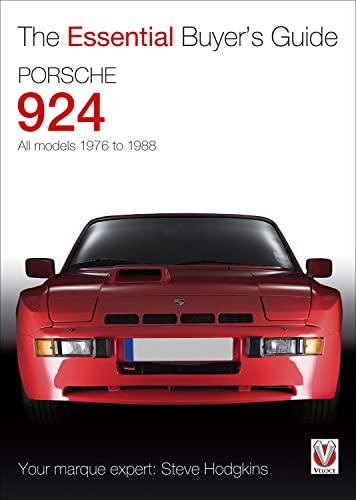 9781845844097: Porsche 924: All Models 1976 to 1988