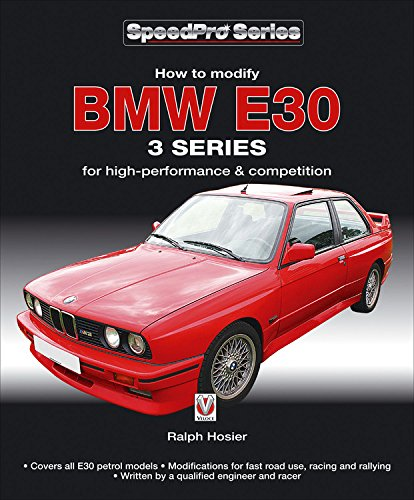 9781845844387: How to Modify BMW E30 3 Series: for High-performance and Competition (SpeedPro Series)