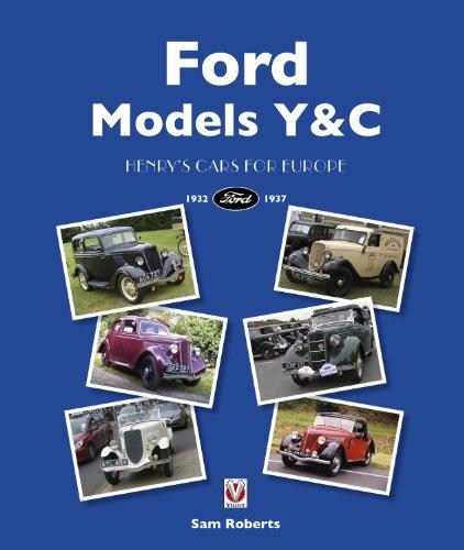 9781845844448: Ford Models Y C