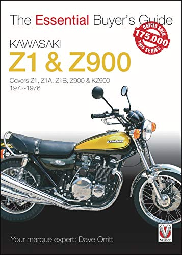 9781845845230: Kawasaki Z1 & Z900: 1972 to 1976 (Essential Buyer's Guide Series): 1972 to 1976 - Covers Z1, Z1a, Z1b, Z900 & Kz900