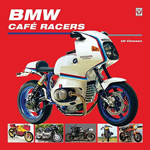 9781845845292: BMW Cafe Racers
