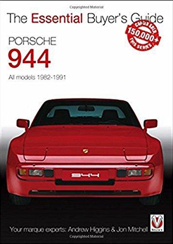 9781845845711: Porsche 944: All models 1982-1991 (Essential Buyer's Guide)