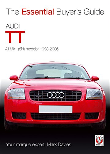 9781845846145: Audi TT: The Essential Buyer's Guide