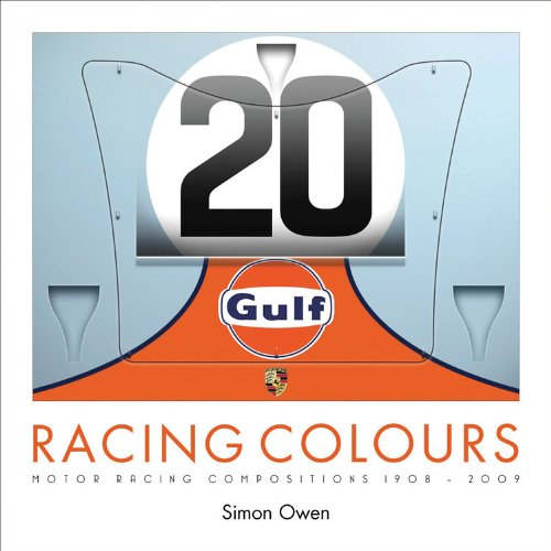 9781845846527: Racing Colours