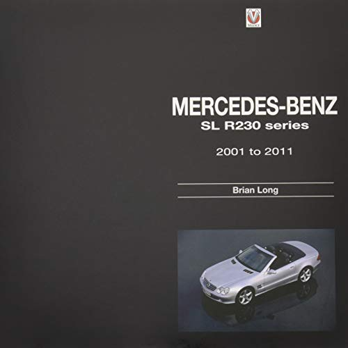 9781845847470: Mercedes-Benz SL R230 series: 2001 to 2011