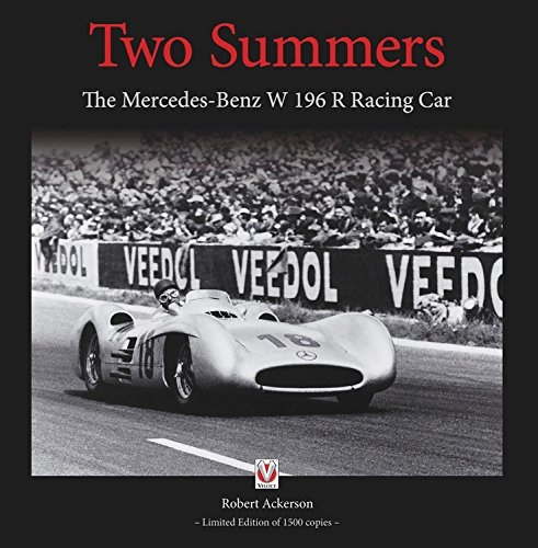 9781845847517: Two Summers: The Mercedes-Benz W196R Racing Car