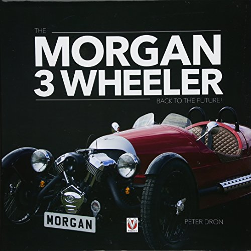 Morgan 3 Wheeler (Hardcover): Peter Dron