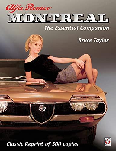 9781845848248: Alfa Romeo Montreal: The Essential Companion (Classic Reprint of 500 Copies)
