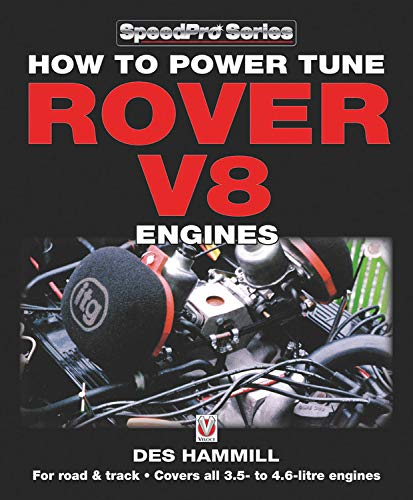 9781845848682: How to Power Tune Rover V8 Engines: For Road & Track - Covers All 3.5- To 4.6-Litre Engines (SpeedPro)