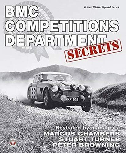 9781845849948: BMC Competition Department Secrets