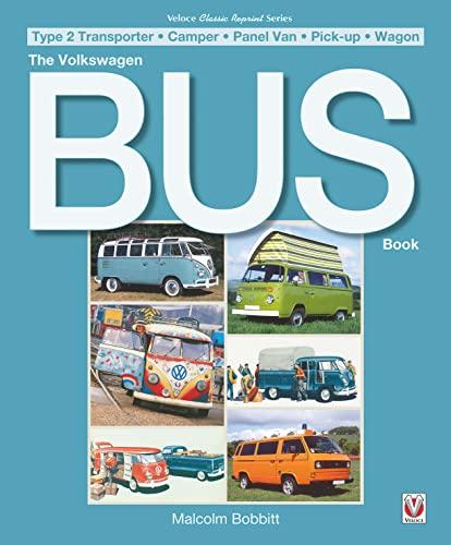 Volkswagen Bus Book (Paperback): Malcolm Bobbitt