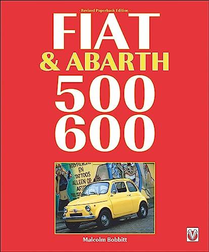 9781845849986: Fiat & Abarth 500 & 600