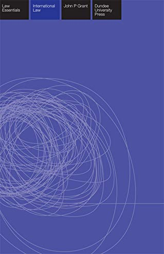 9781845861148: International Law Essentials (Edinburgh Law Essentials)