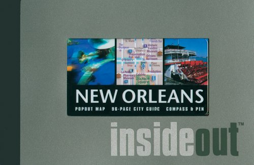 Insideout New Orleans City Guide (Insideout City Guide: New Orleans): Group, Map