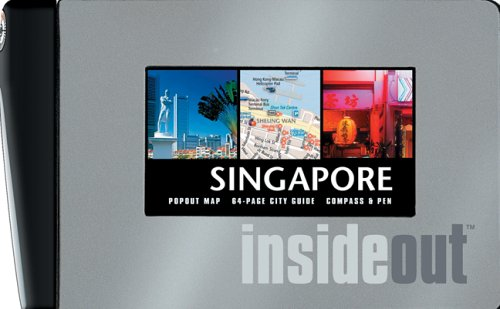 9781845870072: Insideout Singapore City Guide (Insideout City Guide)
