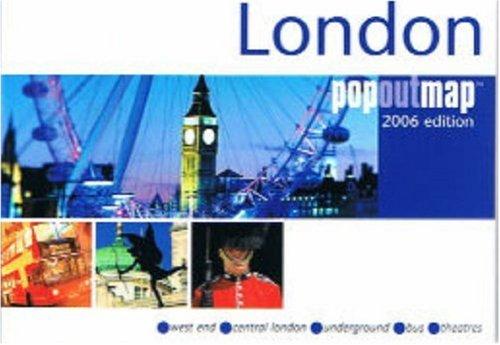 9781845875008: London Popout Map