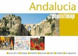 9781845876487: Compass Popoutmap Andalucia