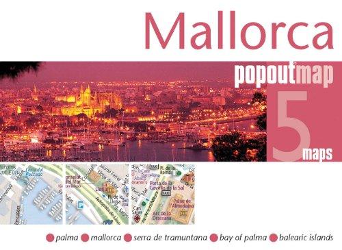 9781845876562: Mallorca (International Maps) (Popout Map Mallorca)