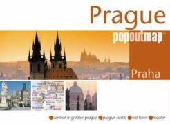 Prague, PopOut Double Edition (Popout Map): Compass Maps LTD.