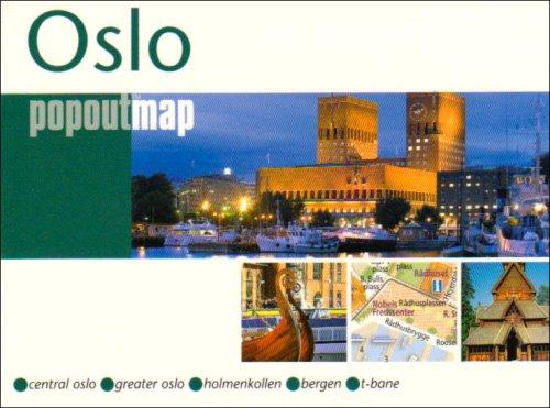 9781845877149: Oslo popoutmap