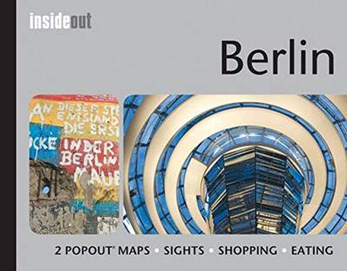 9781845878306: Berlin Inside Out Travel Guide: Pocket travel guide for Berlin including 2 pop-up maps
